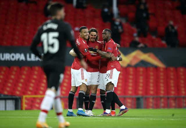 Our 3️⃣ points as Man Utd breeze into Europa League semi-finals