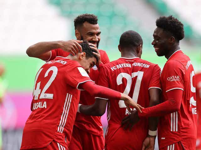 🇩🇪 Bayern Munich take huge step towards Bundesliga title