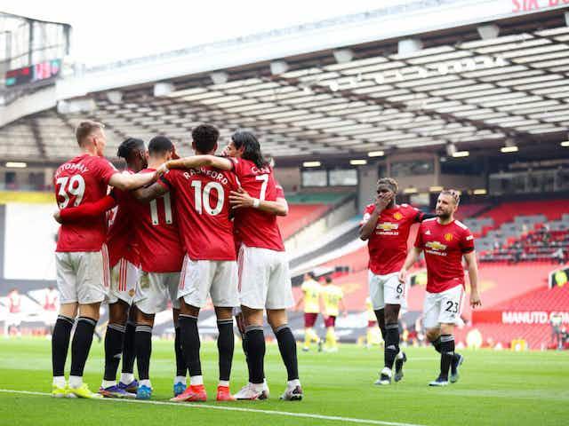 🦁 Manchester Utd beat Burnley; Arsenal equalise late against Fulham