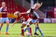 WSL: Bristol City break Aston Villa hearts with injury time draw