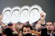 🎥 Ajax MELT DOWN Eredivisie trophy for fans 🎖