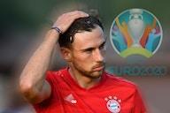 Bayern confirm Leon Goretzka out for rest of season