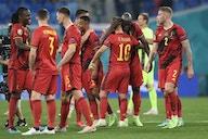 Denmark and Belgium name starting XIs