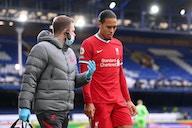 Jürgen Klopp issues update on Virgil van Dijk's return