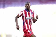 Atlético announce positive COVID test for Kondogbia