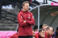 Julian Nagelsmann critical yet hopeful after Bayern lose to Gladbach