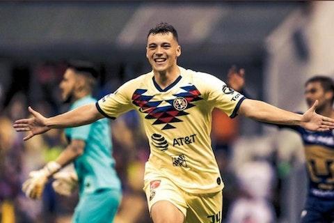 "Federico Viñas: ""Aún no me creo ser jugador del América"" - OneFootball"