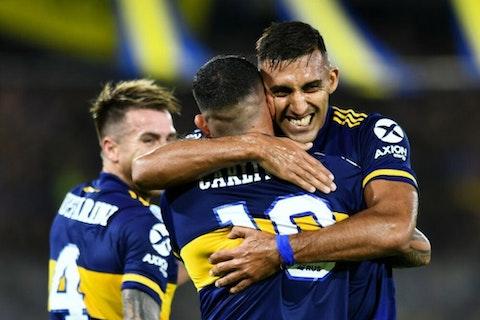 Gran noticia para Boca: vuelven los goles de Wanchope Ábila - OneFootball