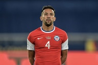 "Mauricio Isla: ""Si no llegamos al Mundial me retiro"""