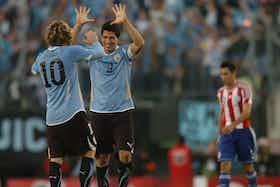 Imagen del artículo: https://image-service.onefootball.com/crop/face?h=810&image=https%3A%2F%2Fwp-images.onefootball.com%2Fwp-content%2Fuploads%2Fsites%2F12%2F2021%2F07%2Fsuarez-festejo-gol-vs-paraguay-final-768x503.jpg&q=25&w=1080