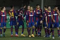Xô, zebra: Barça sofre, perde pênaltis, mas vence na prorrogação