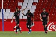 📝 Rodrygo marca, Real goleia Granada e segue na busca pelo título