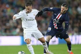 Image de l'article : https://image-service.onefootball.com/crop/face?h=810&image=https%3A%2F%2Fwp-images.onefootball.com%2Fwp-content%2Fuploads%2Fsites%2F23%2F2019%2F11%2FReal-Madrid-v-Paris-Saint-Germain-Group-A-UEFA-Champions-League-1574801291-1024x768.jpg&q=25&w=1080