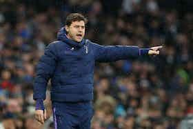 Immagine dell'articolo: https://image-service.onefootball.com/crop/face?h=810&image=https%3A%2F%2Fwp-images.onefootball.com%2Fwp-content%2Fuploads%2Fsites%2F24%2F2021%2F05%2FPochettino-Tottenham-1000x738.jpeg&q=25&w=1080