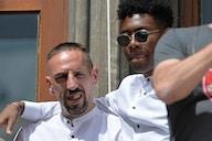 David Alaba gräbt witzige Ribéry-Anekdote aus