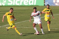 Caso o SPFC passe pela Ferroviária, enfrenta o Mirassol na semifinal do Paulistão