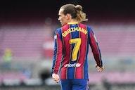 Mercato: le FC Barcelone ne retiendra pas Griezmann