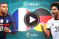 FIFA 21 : on a simulé France 🇫🇷 – 🇩🇪 Allemagne