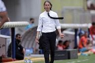 Brescia, Inzaghi si presenta: «Voglio rendere orgoglioso chi ha creduto in me» – FOTO –