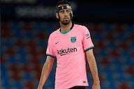 HUNDIDO: Así explicó Busquets la nueva decepción mayúsucula del Barça (Video)