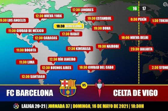 Imagen del artículo: https://image-service.onefootball.com/crop/face?h=810&image=https%3A%2F%2Fwww.fcbarcelonanoticias.com%2Fuploads%2Fs1%2F12%2F56%2F70%2F7%2Fhorarios-tv-barcelona-celta-1.jpeg&q=25&w=1080