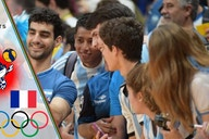 Argentina x França – 3ª rodada de Vôlei Masculino