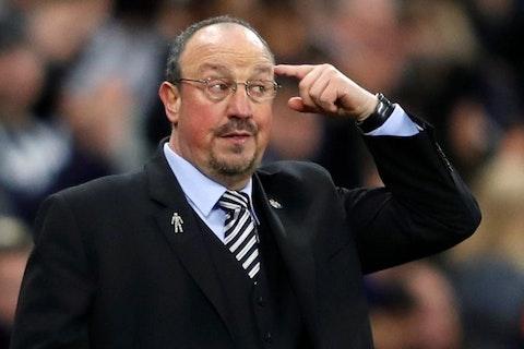 Article image: https://image-service.onefootball.com/resize?fit=max&h=608&image=https%3A%2F%2Fwww.footballfancast.com%2Fwp-content%2Fuploads%2F2019%2F01%2FManager-Rafa-Benitez-Newcastle-United-vs-Wolves-768x512.jpg&q=25&w=1080