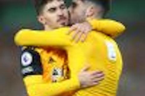 Article image: https://image-service.onefootball.com/resize?fit=max&h=1080&image=https%3A%2F%2Fwww.footballfancast.com%2Fwp-content%2Fuploads%2F2021%2F01%2FWolves-Molineux-Premier-League-Vitinha-Joao-Moutinho-Nuno-Santo-Brighton-Owen-Otasowie-100x100.jpg&q=25&w=1080