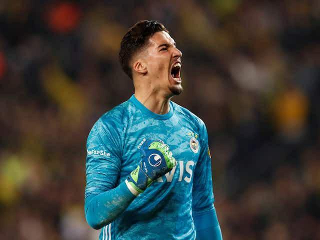 Aston Villa eyeing move for 6 ft 6 goalkeeper Altay Bayindir