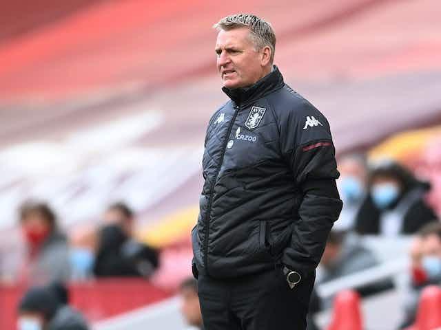Aston Villa's predicted line-up vs Manchester City in the Premier League
