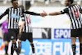 Article image: https://image-service.onefootball.com/resize?fit=max&h=1080&image=https%3A%2F%2Fwww.footballfancast.com%2Fwp-content%2Fuploads%2F2021%2F04%2FNewcastle-Uniteds-Joe-Willock-celebrates-scoring-v-Tottenham-Hotspur-with-Joelinton-100x100.jpeg&q=25&w=1080