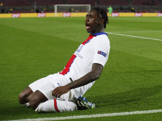 Moise Kean: PSG loanee has no interest in Everton return amid Juventus interest