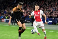 Leeds eyeing move for history-making Ajax starlet Noa Lang