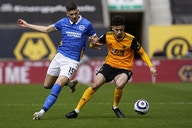 Wolves' Rayan Ait-Nouri was a menace vs Brighton