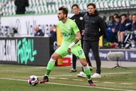 Maximilian Philipp will beim VfL Wolfsburg bleiben