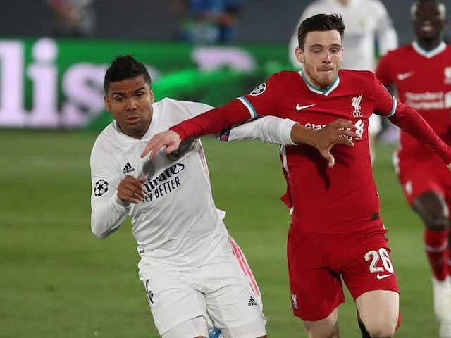 Champions League: Liverpool buscará dar vuelta la serie frente al Real Madrid