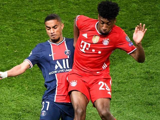 'Use Bayern game as benchmark' says PSG's Dagba