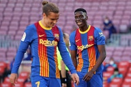 El Barça le hace a Guardiola un pack con Griezmann e Ilaix