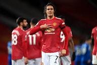 Man Utd : Cavani heureux de prolonger