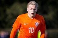 Euro 2020 : Van de Beek déçu mais pas abattu