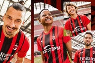 AC Milan e Puma presentano oggi la nuova home kit 2021/2022