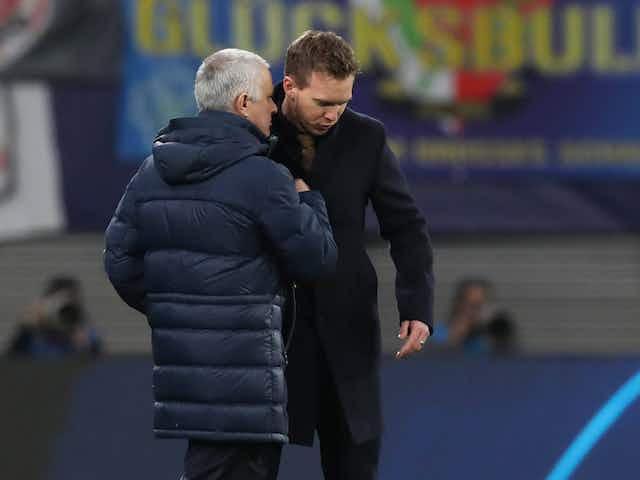 Tottenham: Nagelsmann soll der Mourinho-Nachfolger werden