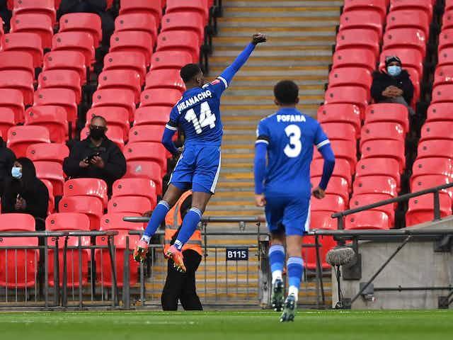 FA Cup   Leicester bezwingt Southampton – Chelsea wartet im Finale