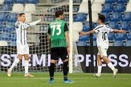 Dank Ronaldo und Dybala: Juve wahrt gegen Sassuolo Champions-League-Chancen