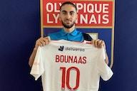 OL - Mercato: Idris Bounaas signe un contrat stagiaire