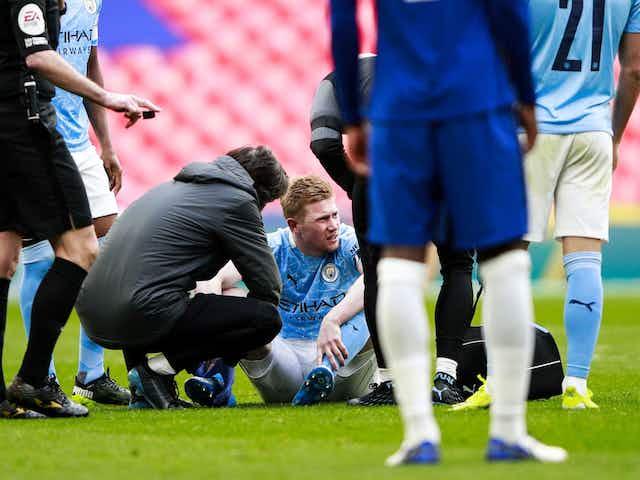 PSG/Manchester City – De Bruyne forfait mercredi contre Aston Villa, incertitude ensuite