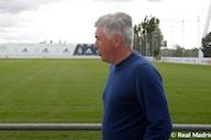 Ancelotti at Real Madrid City