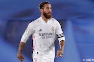 Sergio Ramos medical report