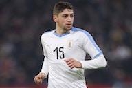 Valverde called up to Uruguay national team