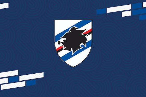 Article image: https://image-service.onefootball.com/crop/face?h=810&image=https%3A%2F%2Fwww.sampdoria.it%2Fwp-content%2Fuploads%2F2020%2F09%2Fsampdoria_logo_ufficiale.jpg&q=25&w=1080